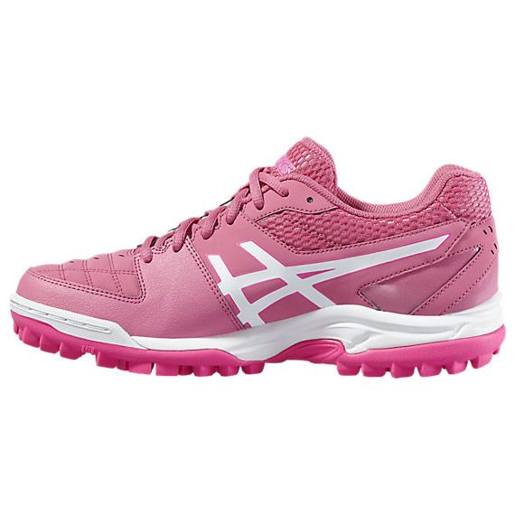 asics gel lethal field 2 gs hockey shoes pink